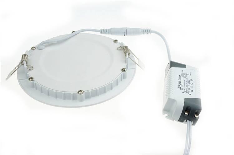 Inbouw Slaapkamer Verlichting : Led paneel inbouw 3w verlichting rond 90mm diameter wit myplanetled