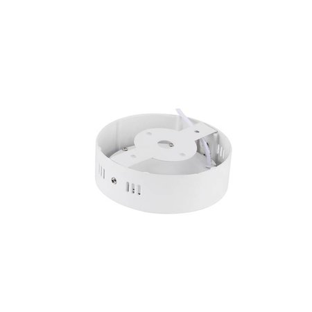 LED paneel plafond opbouw rond 12W 172mm diameter wit