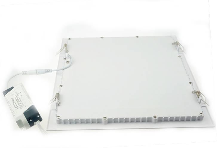 led panel light 30x30 24w square lighting recessed. Black Bedroom Furniture Sets. Home Design Ideas