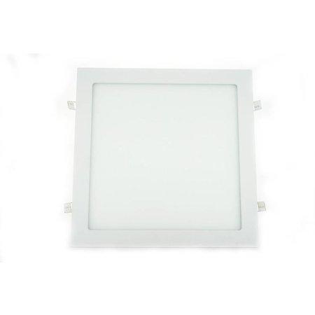 led panel light 30x30 24w square lighting recessed myplanetled. Black Bedroom Furniture Sets. Home Design Ideas
