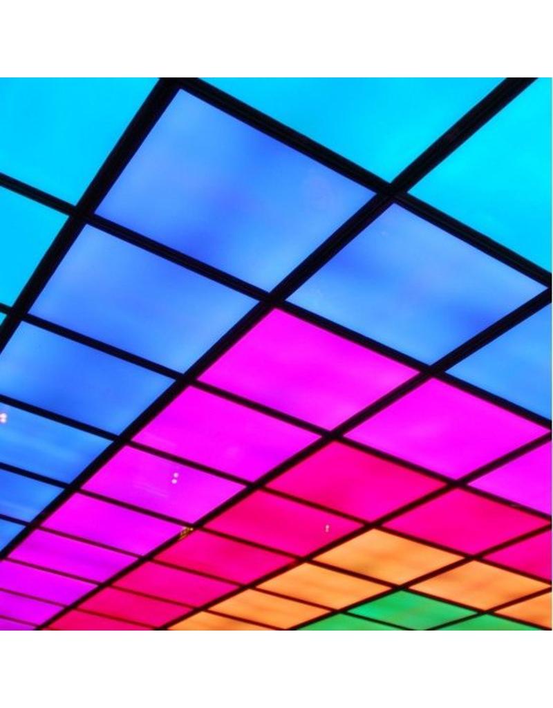 Dalle led rvb plafond carr e 600mmx600mm 30w myplanetled - Dalle led plafond ...