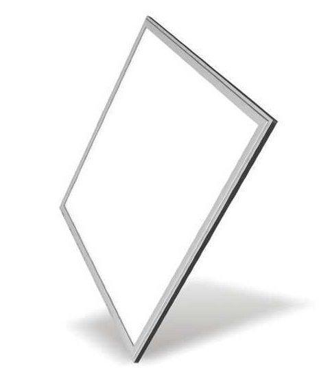 Led paneel 60x60 vierkant systeemplafond verlichting 40w for Plafondverlichting