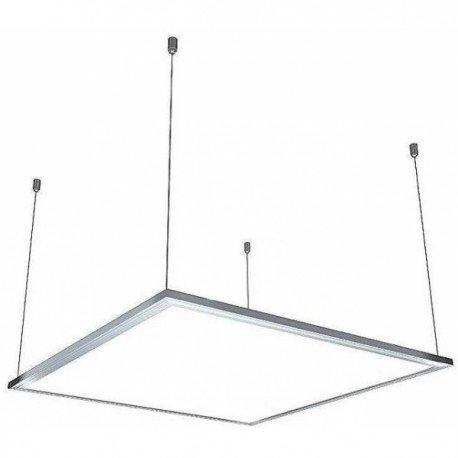 led panel 60x60 suspended ceiling 40w square lighting myplanetled. Black Bedroom Furniture Sets. Home Design Ideas