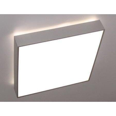 Built-up frame for LED panel 30x30