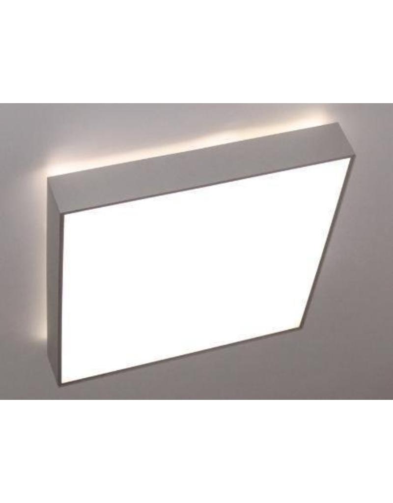 Built-up frame for LED panel 60x60