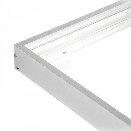 Built-up frame for LED panel 62x62