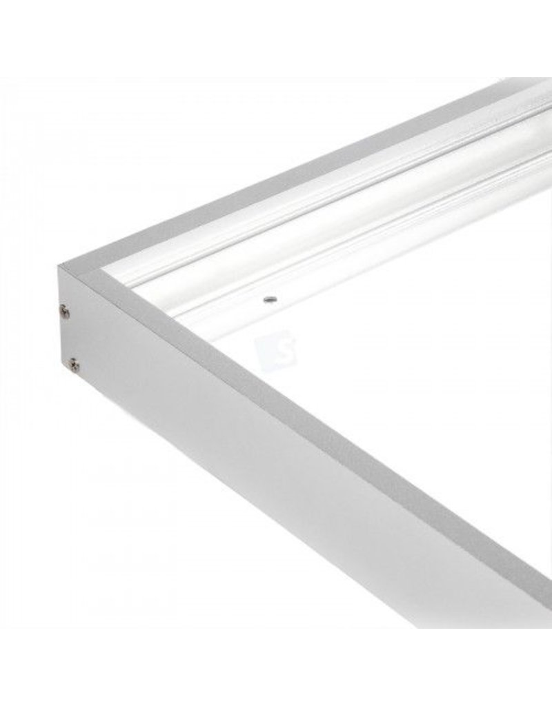 Built-up frame for LED panel 60x120