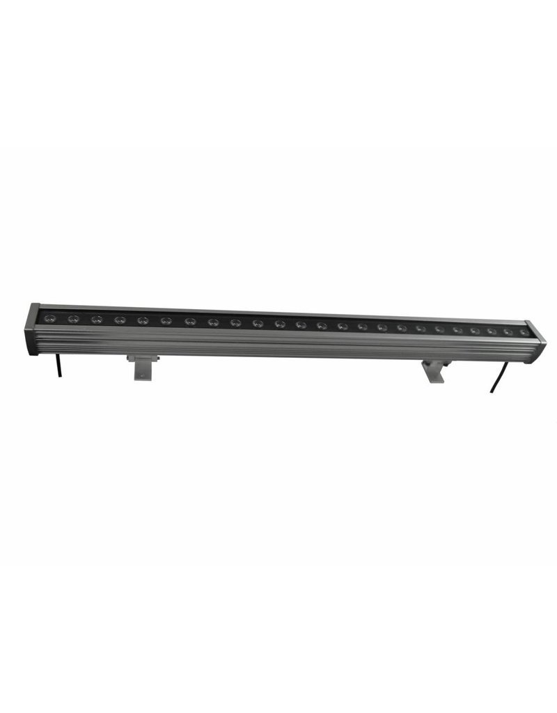 LED bar 18W 0,5m black-dark grey