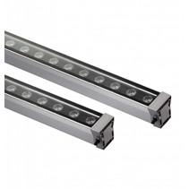 Bar LED 18W 1m noir