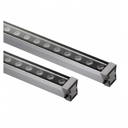Bar LED 18W 1m noir