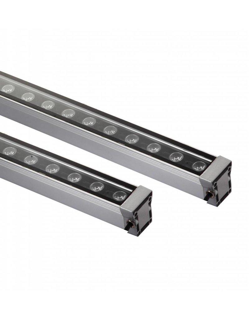 LED bar 18W 1m black
