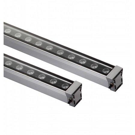 LED bar 24W 1m black