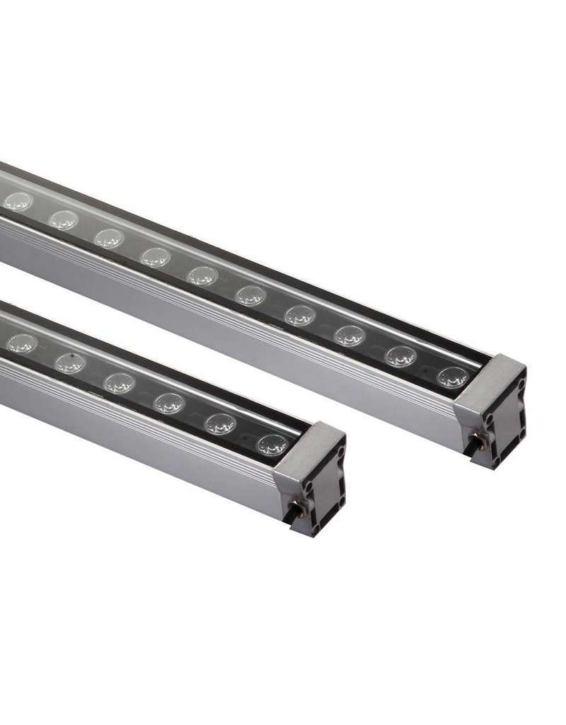 LED bar 24W 1m black