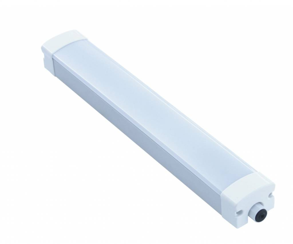 4 foot LED tube light fixture 50W