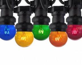 Light bulb color