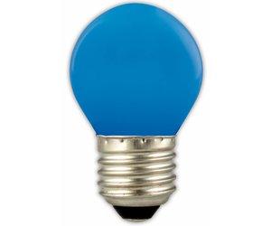 Gekleurde Led Lampen : Gekleurde led kogellamp e w blauw geel groen oranje rood
