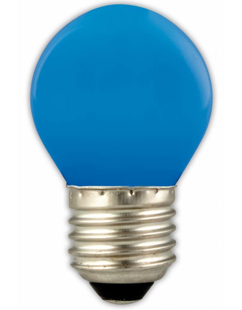 Ampoule led boule couleur e27 1w blue yellow green - Ampoule led jaune ...