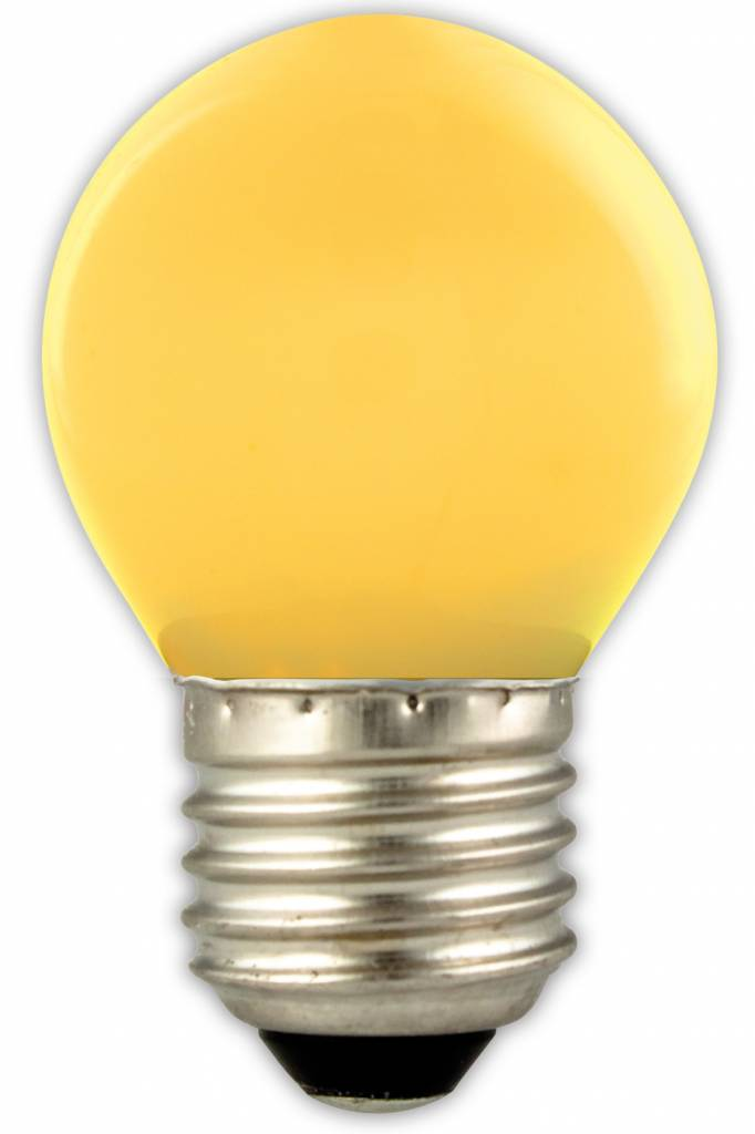 ampoule led boule couleur e27 1w blue yellow green orange red myplanetled. Black Bedroom Furniture Sets. Home Design Ideas