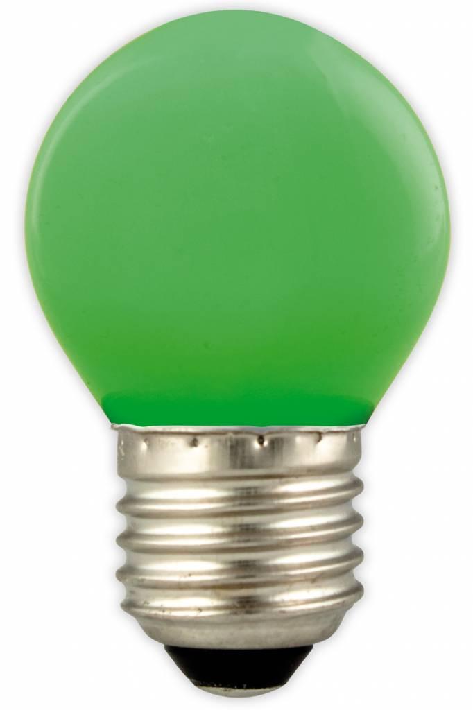 ampoule led boule couleur e27 1w blue yellow green. Black Bedroom Furniture Sets. Home Design Ideas
