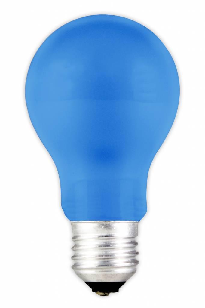 Gekleurde led lamp e27 1w blauw geel groen oranje for Gekleurde led lampen e27