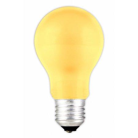 Gekleurde LED lamp E27 1W (blauw, geel, groen, oranje, rood)