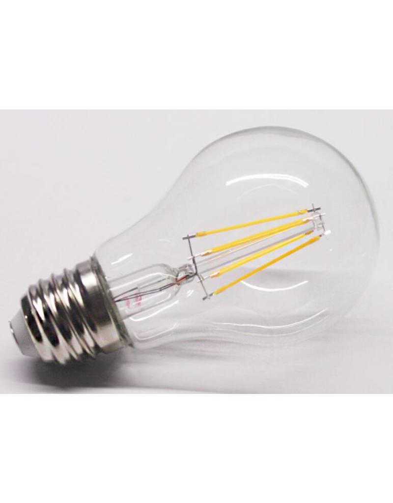 LED bulb light dimmable filament 4W