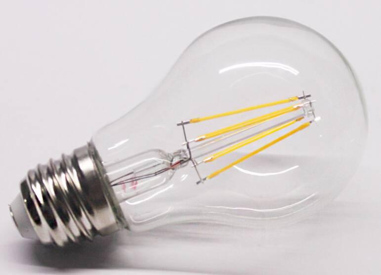 ampoule led e27 e14 dimmable filament 4w myplanetled. Black Bedroom Furniture Sets. Home Design Ideas