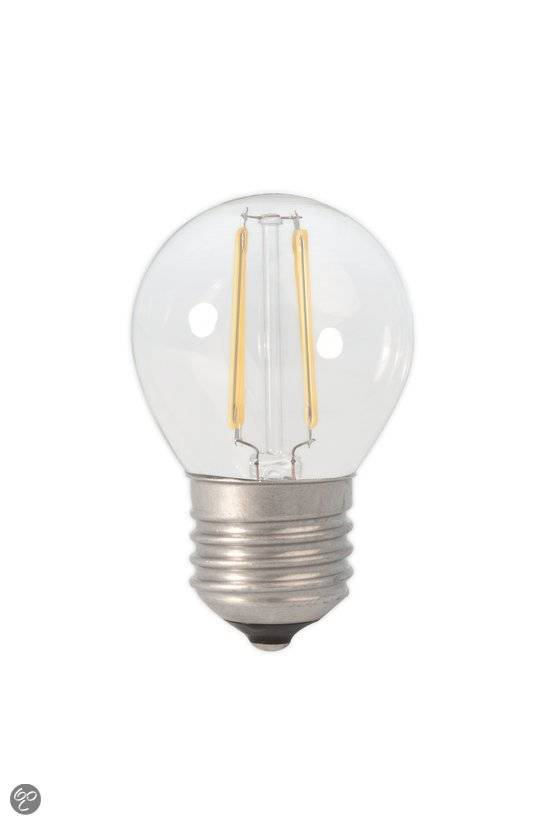 Lampe Boule Dimmable Filament Led 2w Myplanetled