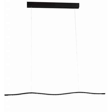 Pendant light white or black LED long 16,8W 1040mm wide