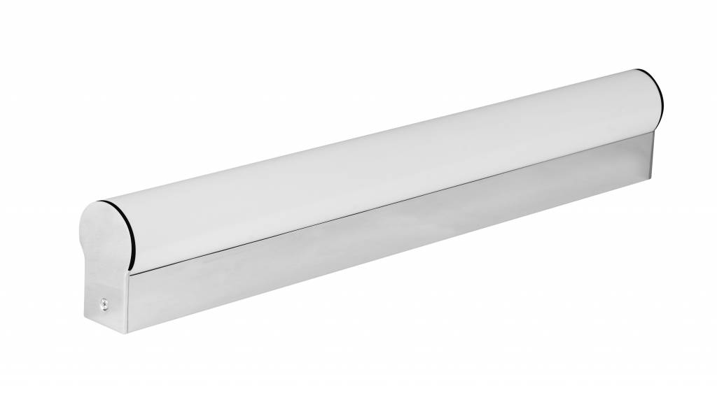 Wall light LED bathroom rounded 12W IP44 600mm long