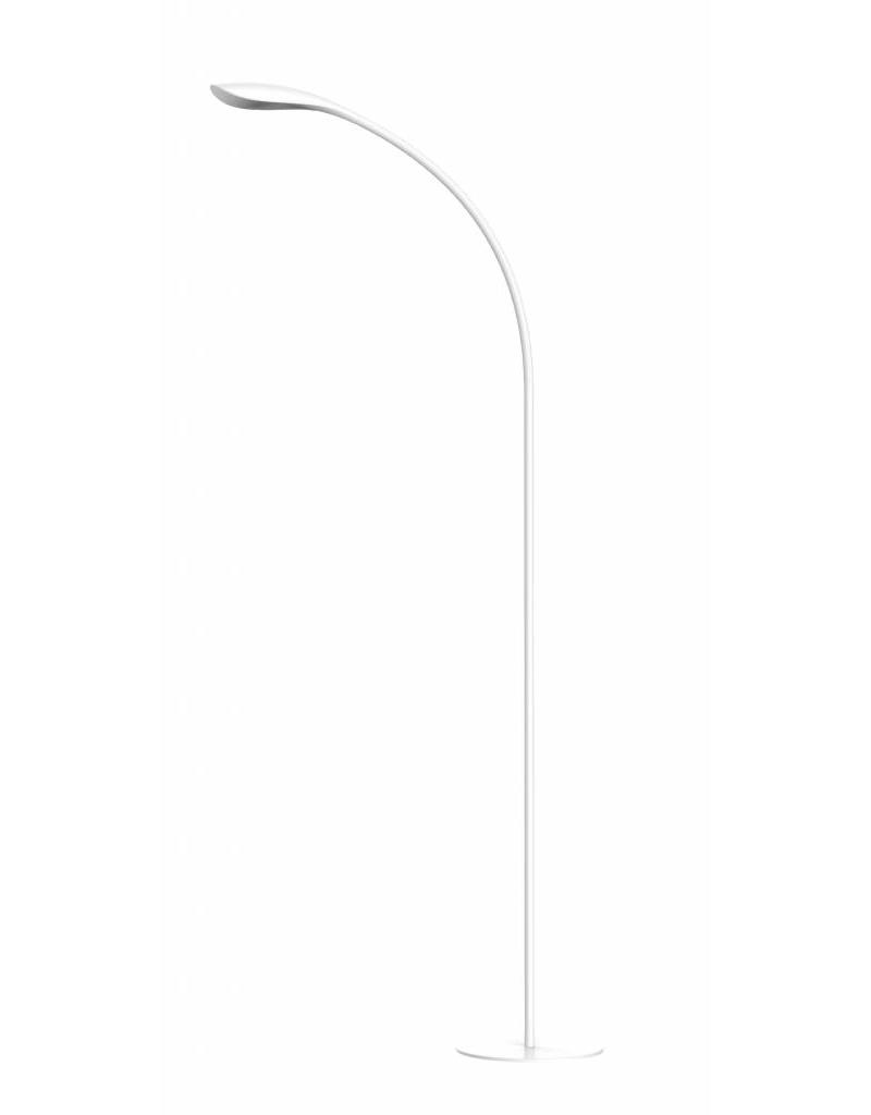 Floor lamp LED design foldable 4,5W LED black or white