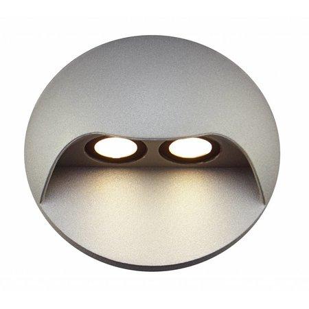 Applique murale exterieure LED 2x3W IP54 130mm H