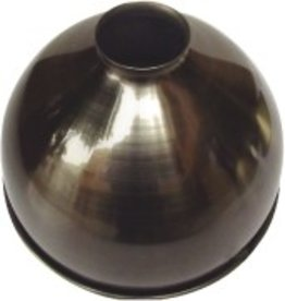 Lamp shade metal silver 215mm for ARM-266-267-268-269-317