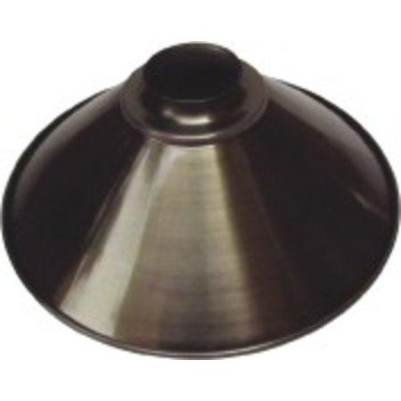 Lamp shade metal silver 230mm for ARM-265-266-267-268-269-317