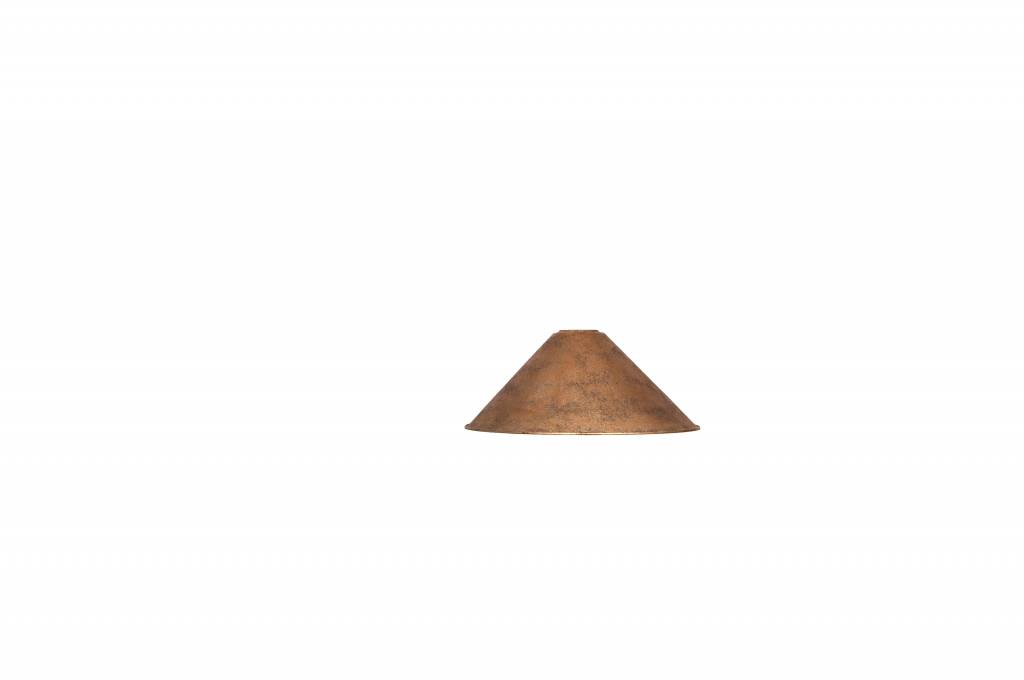Lamp shade metal bronze 300mm wide for ARM-272-273-286-287