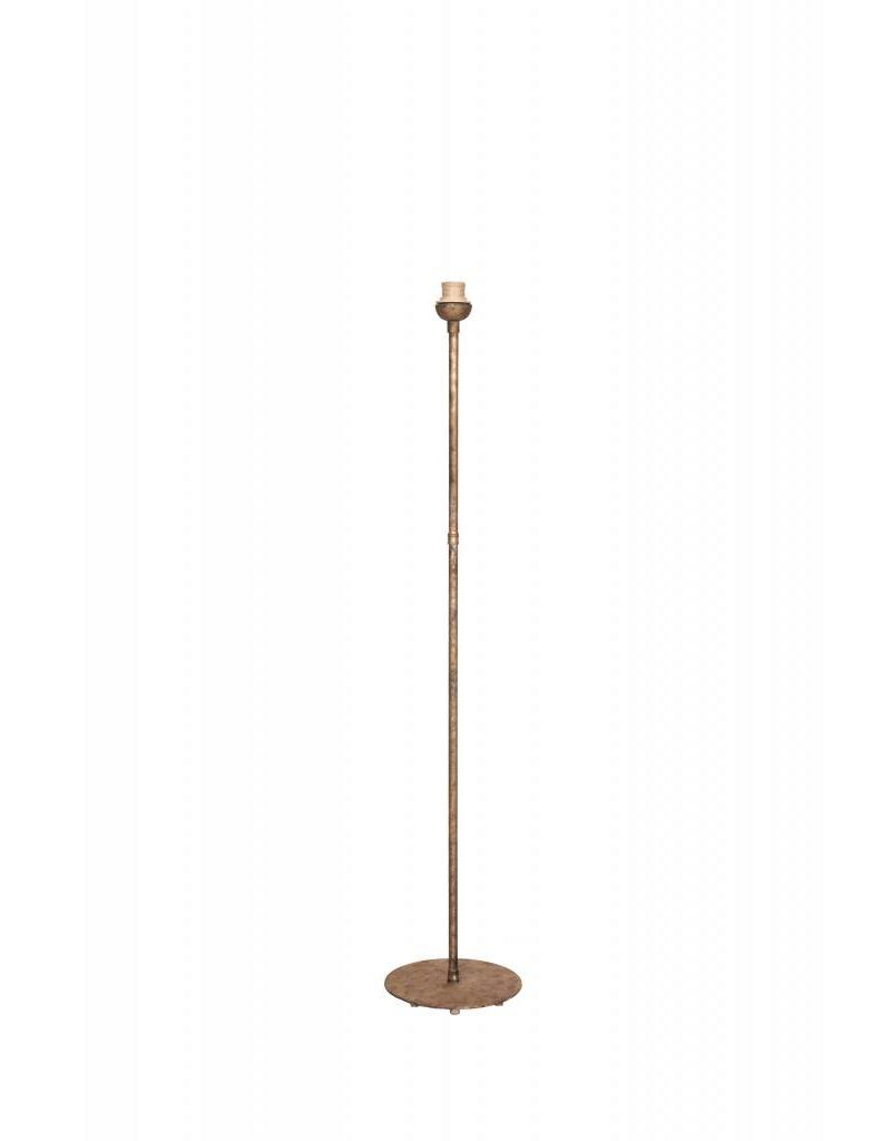 Floor lamp bronze lamp shade not included 1xE27 1350mm high