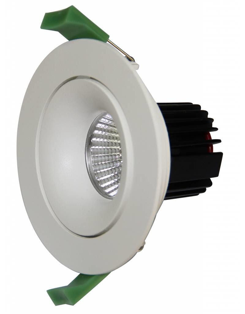 Downlight recessed 85mm/105mm for GU10 or led module