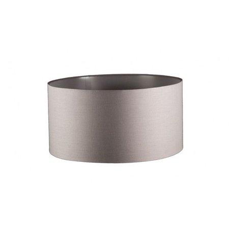 Lampenkap rond stof 400mm Ø beige/zwart/taupe voor ARM-289/290/291