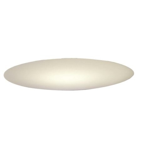 Lamp shade bottom fabric round 500mm Ø for ARM-294