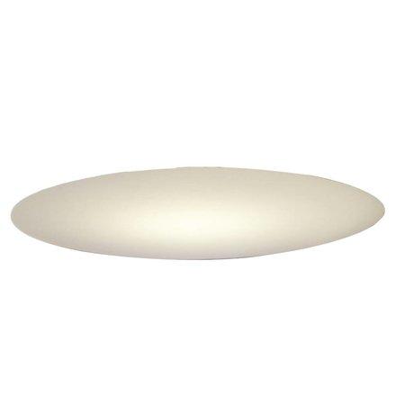 Lampenkap bodem rond stof 600mm Ø voor ARM-296