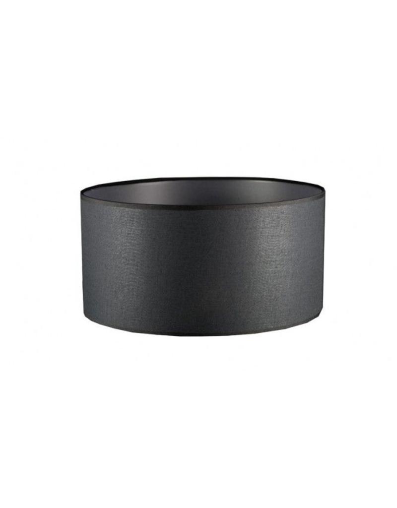abat jour tissu rond 400 300 cru noir taupe pour arm 289 290 291 myplanetled. Black Bedroom Furniture Sets. Home Design Ideas