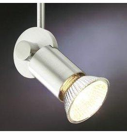 Ceiling light black, white or grey for spot rod 300mm GU10