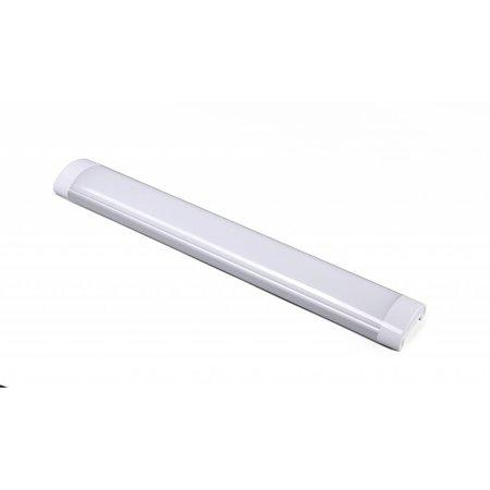 LED armatuur waterdicht 120 cm 40W
