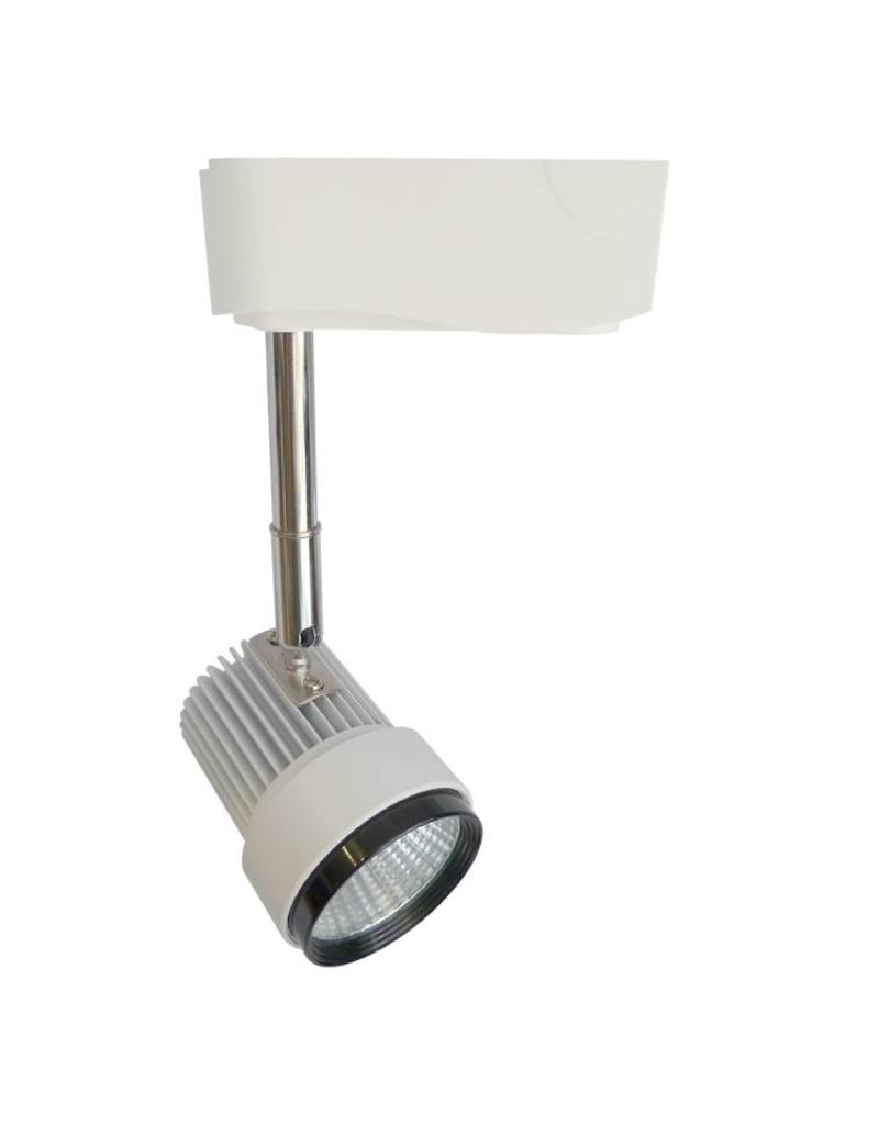 Track lighting fixtures integrated ceiling led for Ceiling track light fixtures