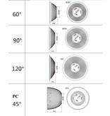 LED high bay driverless 80W