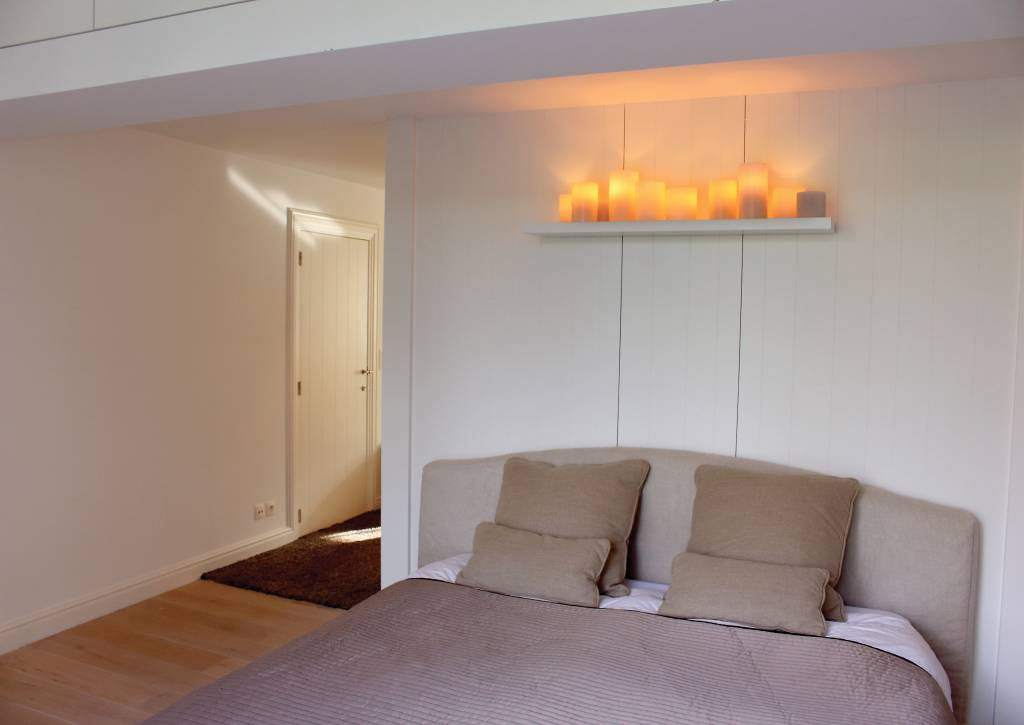 Led Leeslamp Slaapkamer : Wandlamp landelijke stijl led brons chroom wit kaars myplanetled