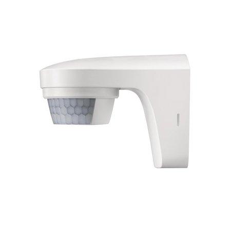 Motion sensor outdoor white or black range 12m