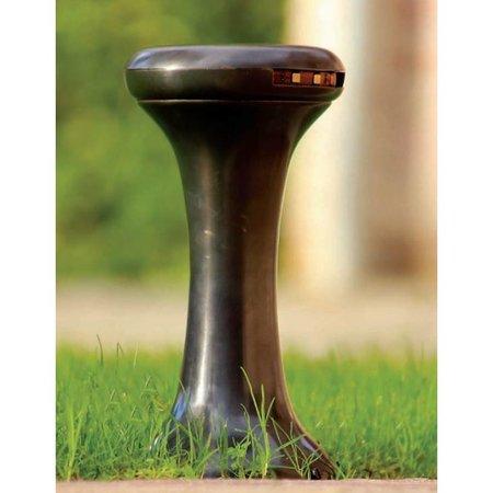 Spot de sol exterieur LED sur pied 25cm 90°, 2x90°, 360°