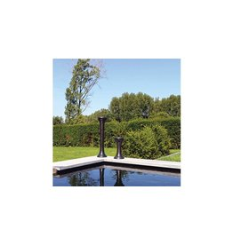Tuinpaal verlichting LED 1,5W 50cm 90°, 2x90° of 360°