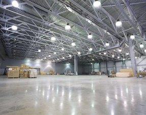 Lampe industrie